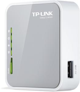 TP-LINK TL-MR3020 bezdrátový přenosný router 3G/4G