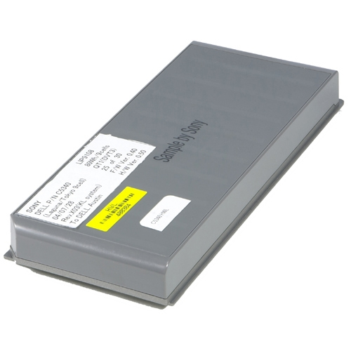 DELL Battery : Primary 9-cell 80W/HR for Precision M70 / Latitude D810