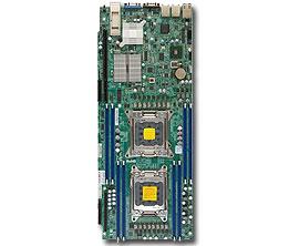 Supermicro Motherboard Xeon X9DRT-HIBFF Dual socket R (LGA 2011)