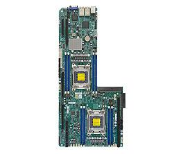 Supermicro Motherboard Xeon X9DRG-HF Dual socket R (LGA 2011) Intel® i350 Dual port GbE LAN
