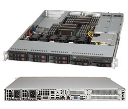 Supermicro Server SYS-1027R-WRF 1U DP