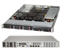 Supermicro Server SYS-1027R-WRF4+ 1U DP