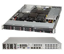 Supermicro Server SYS-1027R-WRFT+ 1U DP