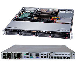 Supermicro Server SYS-5017R-MTRF 1U SP