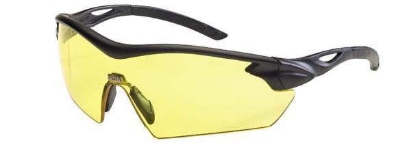 MSA Racers okuliare, žlté sklá , Sightgard povrchová vrstva