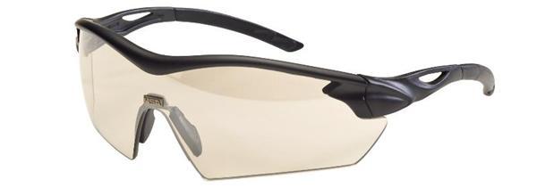 MSA Racers okuliare, zlaté zrkadlové sklá, Sightgard povrchová vrstva