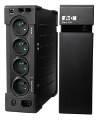 EATON UPS 1/1fáza, 650VA - Ellipse ECO 650 USB FR (Off-Line)