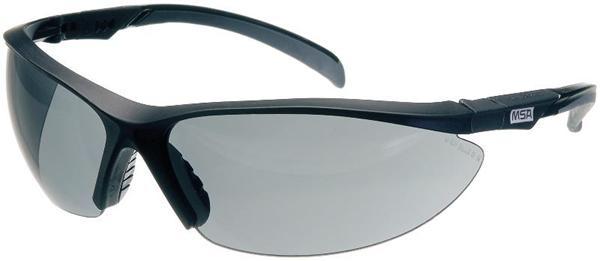 MSA PERSPECTA 1320 okuliare, dymové sklá , Sightgard povrchová vrstva
