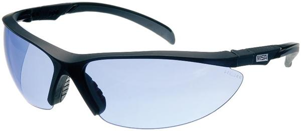 MSA PERSPECTA 1320 okuliare, modro purpurové sklá , Sightgard povrchová vrstva