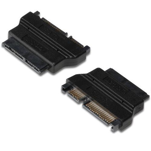Redukcia SATA Adapter, Micro SATA16pin F - SATA22pin M