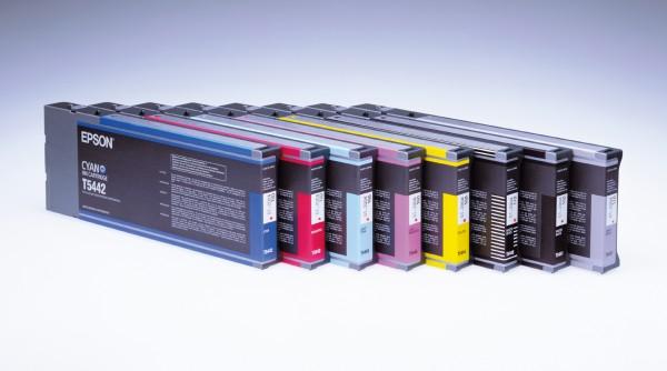 Epson atrament SPro 4000/9600 cyan 110ml