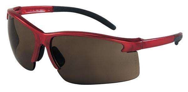 MSA PERSPECTA 1900 okuliare, tmavohnedé sklá , Sightgard povrchová vrstva