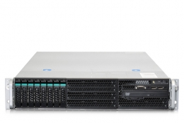 Intel® 2U Server System R2208GZ4IS (Grizzly Pass) S2600GZ4 board 2U 8xHS 2x750W