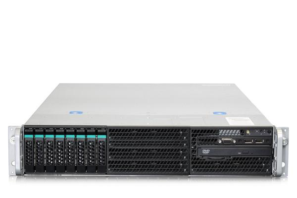 Intel® 2U Server System R2208GZ4GC10G (Grizzly Pass) S2600GZ4 board 2U 8xHS 2x750W