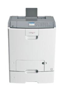 Lexmark C746dtn, color laser,33ppm,512MB,1200 x 1200 dpi, USB, LAN, Duplex +ďalší zásobník