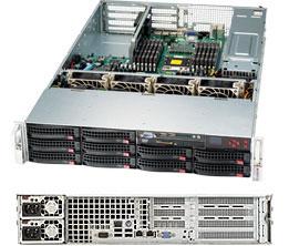 Supermicro Server SYS-6027R-N3RFT+ 2U DP