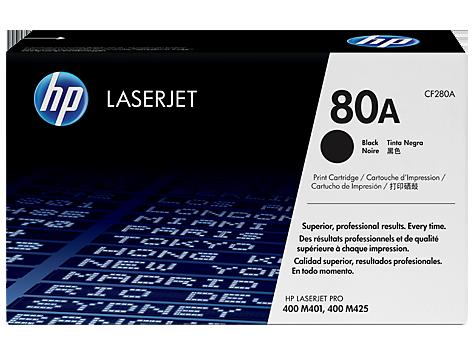 HP toner čierny pre HP LJ Pro 400 MFP M425 série a M401 (cca 2700str)