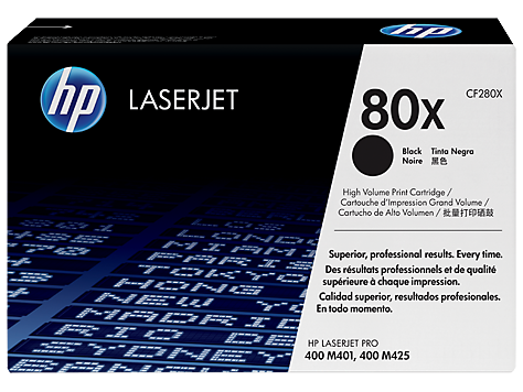 HP toner čierny pre HP LJ Pro 400 MFP M425 série a M401 (cca 6900str)