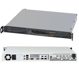 Supermicro Server SYS-5017C-MF 1U SP