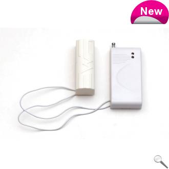 EVOLVEO bezdrôtový detektor vibrácii pre GSM alarm Sonix