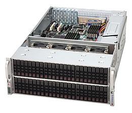 Supermicro® CSE-417E26-R1400LPB 4U chassis