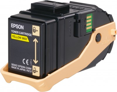 Epson toner Aculaser C9300 yellow 7500str.