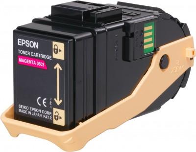 Epson toner Aculaser C9300 magenta 7500str.