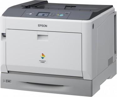 Epson AcuLaser C9300N, A3, color, NET