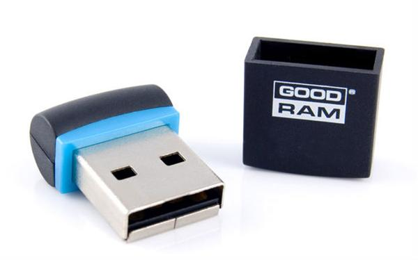 8 GB . USB k?ú? . GOODDRIVE PICCOLO Retail 10 ?ierny