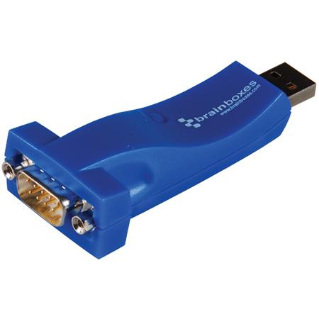 Lenovo Brainboxes US-101USB 1 Port RS232 1MBaud