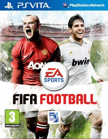 Sony PS Vita hra EA Sports FIFA Football