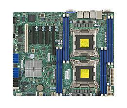 Supermicro Motherboard Xeon X9DRL-IF Dual socket R (LGA 2011)