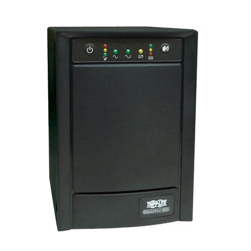 TrippLite SMARTPRO® Series SMX1050SLT 1.05kVA Line Interactive Sine Wave UPS, Tower, USB, Serial, 220/230/240V