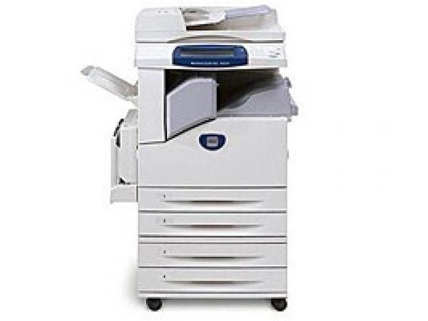 Xerox WC53xx MFP A3 COPY/PRINT/SCAN, Duplex, DADF, 2x zas. 500 listov + vysokok. zasobniky 800+1200), HDD, NET