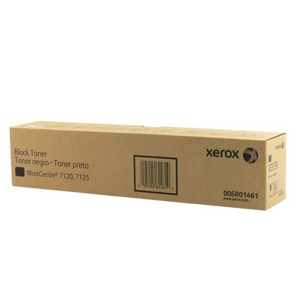 Xerox 7120 Black Toner Cartridge (DMO Sold) (22K) - 006R01461