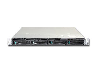 Intel® Server System R1304BTLSHBNR (Beartooth Pass 1U)