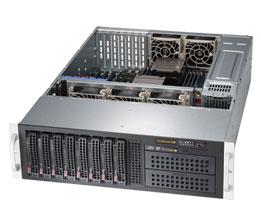 Supermicro Server SYS-6037R-72RF 3U DP