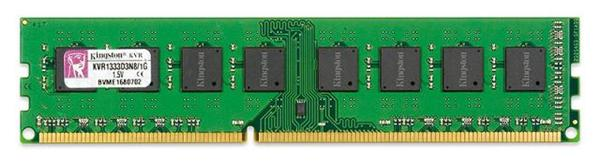 DDR 3. 4GB . 1333MHz. CL9 Kingston SR x8