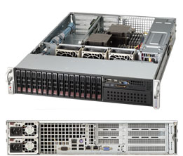 Supermicro Server 2027R-WRF 2U DP