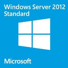OEM Windows Server Standard 2012 x64 English 2CPU/2VM - Additional License