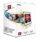AMD, A4-5300 Processor BOX, soc. FM2, 65W, Radeon TM HD 7480D