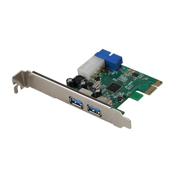 i-tec PCI-e 4x USB 3.0 low profile