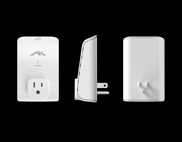 Ubiquiti mFi, 1-port Power, Wifi, EU