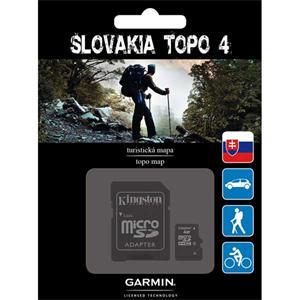 GARMIN, Slovakia TOPO v.4 (micro SD/SD)