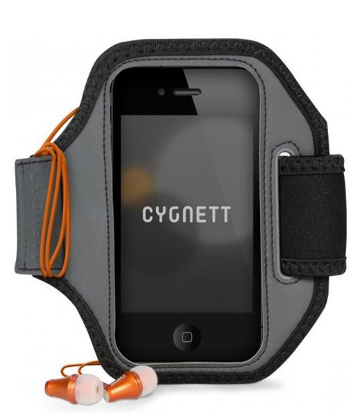 Cygnett, obal Action pre iPhone 5/5S/SE a iPod 5, na rameno, neoprén.