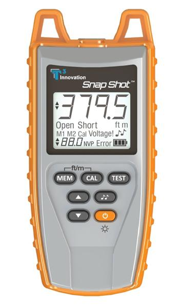 T3 Innovation Snap Shot SS200 - TDR tester