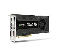 Grafická karta NVIDIA Quadro K5000 (4GB) PCIe x16, 2xDL-DVI+2xDP