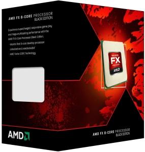 AMD, FX-8320 Processor BOX, soc. AM3+, 125W