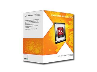 AMD, FX-4300 Processor BOX, soc. AM3+, 95W