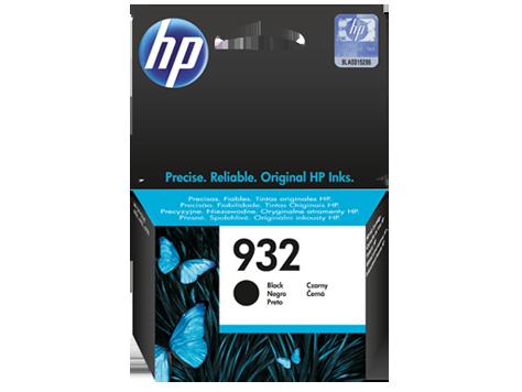 HP Čierna atramentová kazeta HP Officejet 932